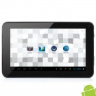 "iaiwai AW910 7 ""kapazitiven Bildschirm Android 4.0 Tablet PC w / Wi-Fi / Camera - White + Black (4GB)"