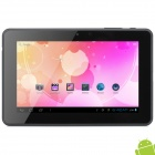 "Go8ref 7 ""kapazitiven Bildschirm Android 4.0 Dual Core Tablet PC w / TF / Wi-Fi / Kamera / HDMI - Silver"
