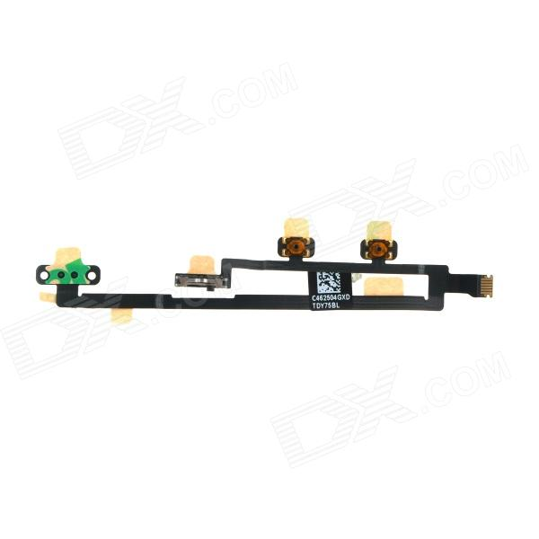 Replacement Power ON / Off Button Flex Cable for iPad 4