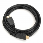 HDMI 1.4 Male to Male HD Connection Cable for XBOX360 / PS3 / PS3slim / PS3 CECH4000 - Black (1.8m)
