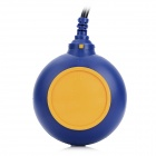2m Liquid Fluid Water Level Float Switch - Yellow + Blue + Black