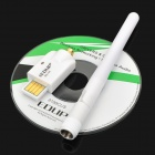 EDUP EP-MS150NW 150Mbps Wireless Network Wi-Fi Card for Desktop - White