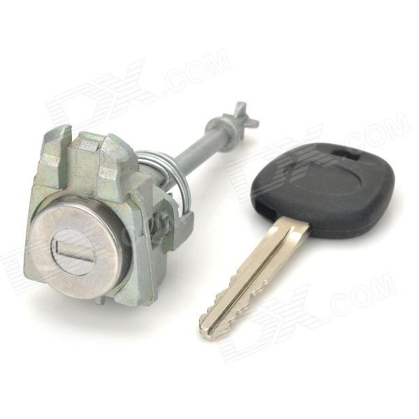 AML010032 Replacement Car Left Door Lock Central Locking Cylinder for Toyota Corolla - Silver