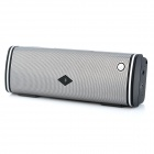 Leadsound i6BT Wireless Bluetooth 2.1 Speaker w/ Microphone - Black + Silver Grey