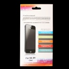 Protective Clear Screen Protector Guard for Samsung i9500 Galaxy S4 - Transparent