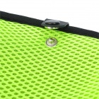 Outdoor Sport Armband Case for Samsung Galaxy S4 i9500 - Green + Black