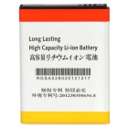 Replacement 3.7V 1900mAh Li-ion Battery for Samsung M830 - White +  Red + Yellow + Black
