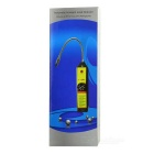 Electronic Handheld Halogen Leak Detector with Leather Pouch