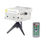 S03 100mW Red + 50mW Green Laser Twelve Effects Stage Lighting Projector w/ Tripod (AC 110~240V)