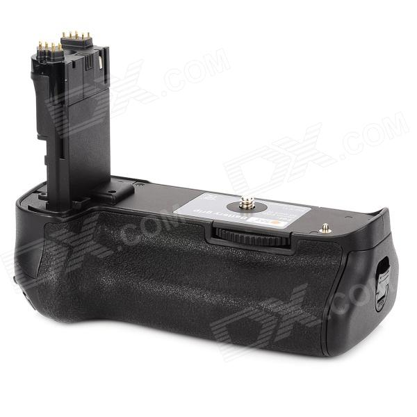 DSTE BG-E11 External Battery Grip for Canon EOS 5D Mark III - Black meike dslr camera built in 2 4g battery grip for canon eos 7d mark ii as bg e16