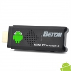 Beitai D03 Android 4.0 Google TV Player ж / Wi-Fi / TF / 1GB RAM / 4GB ROM / AV / HDMI - черный