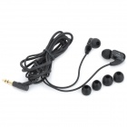 COGOO T02 Sports In-Ear Stereo Earphone w/ Earbuds - Black