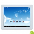 "Ruiqi RQ-A31-8 8"" Capacitive Screen Android 4.1.1 Quad Core Tablet PC w/ Wi-Fi / Camera - White"