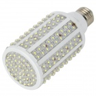 GD5715 E27 12W 450~600lm 6000~7000K 216-LED Cool White Light Corn Bulb