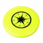 Winmax WMB10637 Flying Disc Frisbee Pet Dog Toy - Yellow
