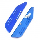 XB-715 Universal Car Pressurizer Windscreen Wiper Aid - Blue (2 PCS)