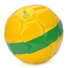 Weimasi WMY11603 Professional Football - Yellow + Green