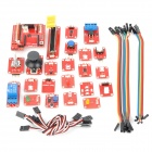 Maker Module Shield Kit for DIY Project - Red