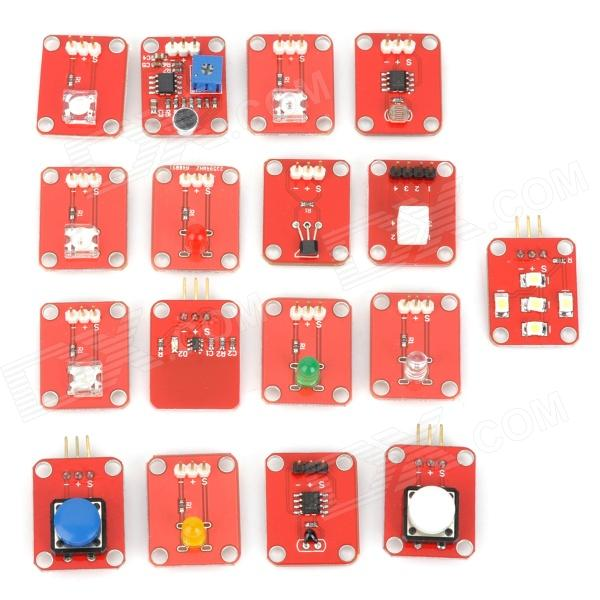 Maker Module Shield Kit for DIY Project Red from China Cheap