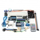 Microcontroller Development Type-B Experiment Kit for Arduino (Works with Official Arduino Boards)