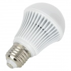HT-QP-5W-02-ZBG E27 5W 300 ~ 450lm 6500K 5-LED Cold White Light Bulb