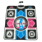 PP26 USB Powered Fitness Sport Dance Pad - Multicolored