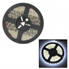 DXG-001 72W Waterproof 3000lm 6500K White 300-SMD 5050 LED Strip Light - White + Yellow (5M / 12V)