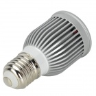 GTT-COB-5W E27 5W 220lm 6500K 5-COB LED White Light Spotlight - White (100~240V)