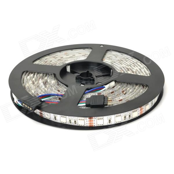 60w waterproof 3600lm rgb 300 smd 5050 led strip light 5 meter mozeypictures Image collections