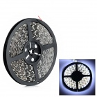 Waterproof 72W 3600lm 300-5050 SMD Cold White Light Car Strip