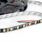 À prova d'água 72W 3600lm 300-5050 SMD Cold White Light Car Strip