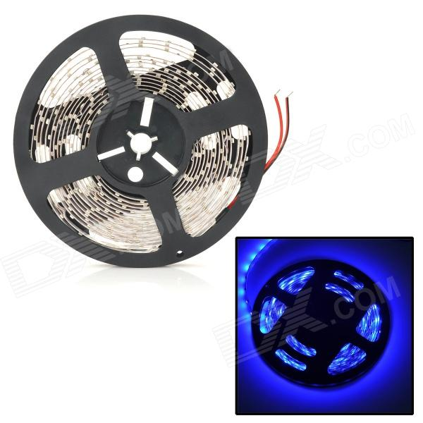 24W 1800lm Blue 300-SMD 3528 LED Strip Light - White (5M / 12V) от DX.com INT