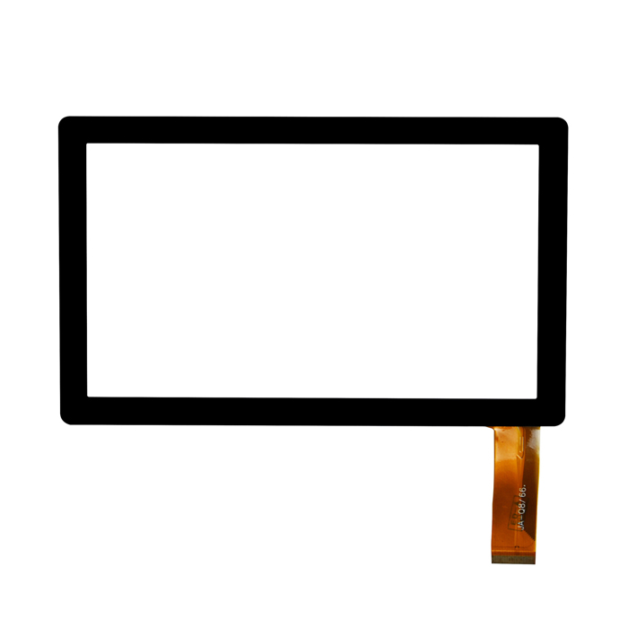 "Replacement 7"" Capacitive Touch Screen for Allwinner A13 Q88 / Witcool X5 - Black + Transparent"