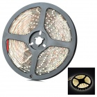 TIP-005 Waterproof 24W 1200lm 3300K 300-SMD 3528 LED Warm White Light Strip (5m)