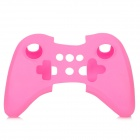 Protective Silicone Case Cover for Wii U Controller - Pink