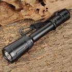 YP-9304 CREE XM-L T6 500lm 5-Mode White Diving Flashlight - Black (2 x 18650)