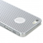 Protective Super Slim Titanium Alloy Case for Iphone 5 - Silver Gery