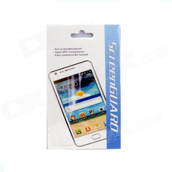Protective Glossy Screen Guard + Mirror Sticker for Samsung Galaxy S4/i9500 - Transparent + Mirror самокат 21st scooter skl l 021 1