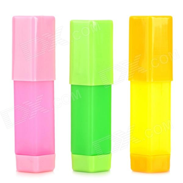 DIY Creative Cake Mold Cream Cup Chocolate Food Decorating Pens - Pink + Yellow + Green (3 PCS) roller ball pen or fountain pens burgundy j601 signature pens the best gifts wholesale 2 pcs lot free shipping insured