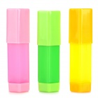DIY Creative Cake Mold Cream Cup Chocolate Food Decorating Pens - Pink + Yellow + Green (3 PCS)