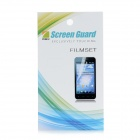 Protective Matte Screen Guard for HTC G17 - Transparent