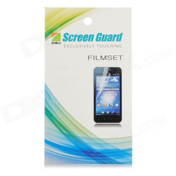 Protective Matte Frosted Screen Protector Film Guard for HTC G14 - Transparent
