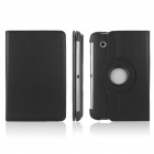 ENKAY ENK-7009 Protective PU Leather Case Cover for Samsung Galaxy Tab P3100 / P3110 - Black