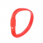 Fashion Wrist Strap Style Touch Screen Stylus for Iphone - Red