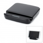Genuine Micro USB Battery Charging Cradle for Samsung Galaxy S3 i9300 - Black