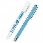 Hero X1 5-in-1 Zinc Alloy Iridium Pen + Erasable Pen + 3-Ink - Blue + White + Silver