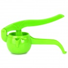 Apple Style Multifunction Manual Fruit / Vegetable Juicer - Green
