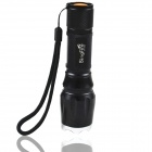 SingFire SF-706B 800lm 5-Mode White Zooming Flashlight w/ Cree XM-L T6 (3 x AAA / 1 x 18650)