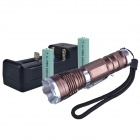 SingFire SF-707 800lm 5-Mode White Zooming Flashlight w/ Cree XM-L T6 (1 x 18650)
