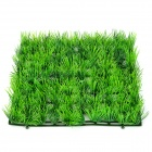 Aquarium TPU Simulative Lawn for Fish Tank - Green